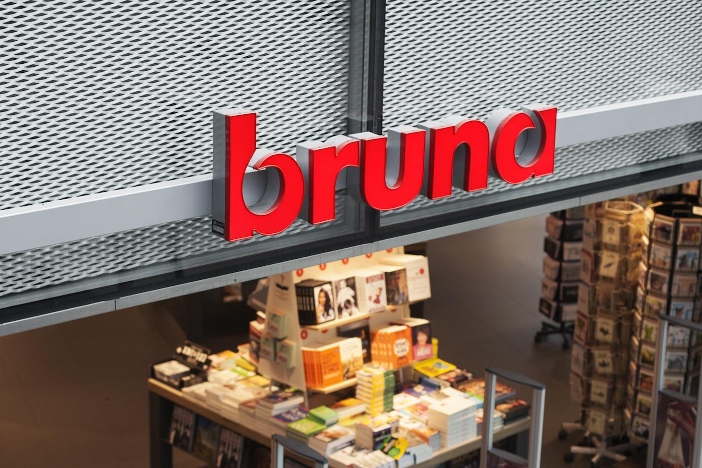 Afbeelding van de impressie Bruna.