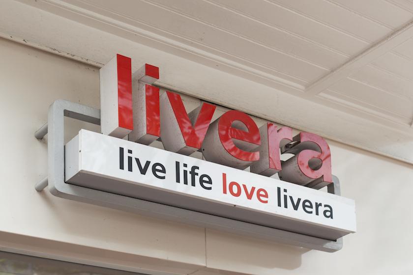 Afbeelding van de impressie Livera.